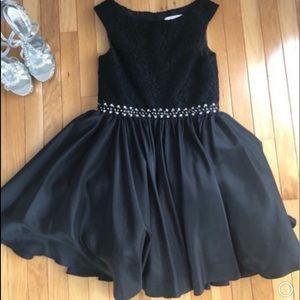 mon cheri cocktail dress
